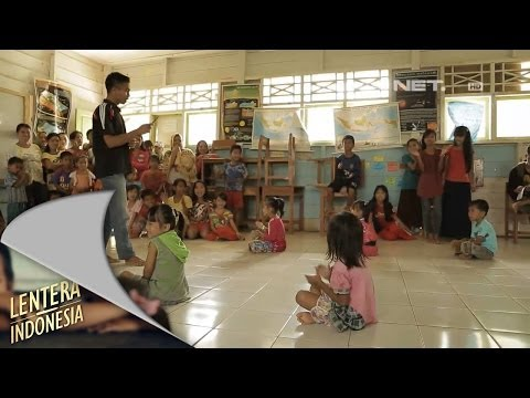 Lentera Indonesia - Majene - Alvino Yulian