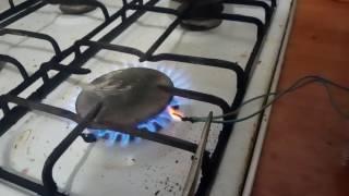 видео Как сделать термопару