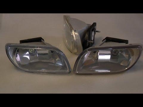 Противотуманные LED фары для Chevrolet Lacetti /дальнобойные/