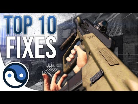 Top 10 Fixes for the Modern Warfare Beta