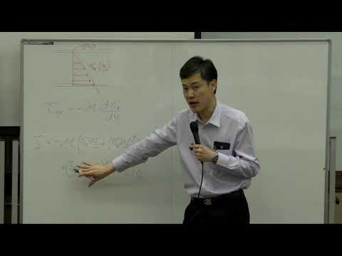 Energy Transport lecture 1/8 (20-Feb-2020): Molecular and convective energy transport fluxes
