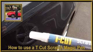 T Cut Scratch Magic Pen 2