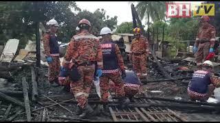 4 maut dalam kebakaran rumah