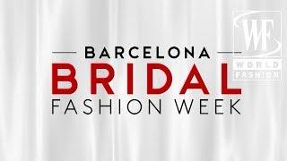 Rosa Clara Неделя Свадебной Моды в Барселоне 2017