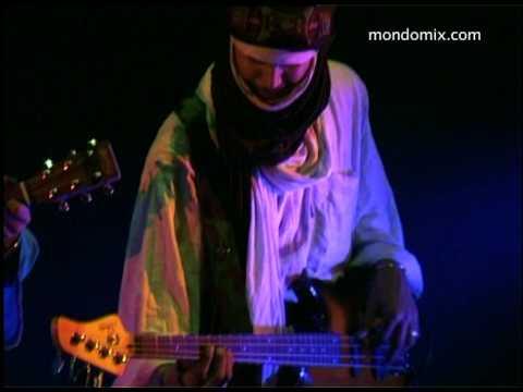 Mondomix présente : Tinariwen