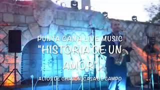 Boda en Altos de Chavon, Casa de Campo