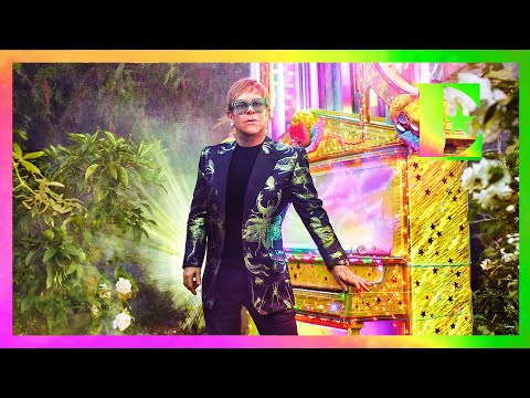 Elton John - Farewell Yellow Brick Road Tour: The Launch (VR180) Mp3