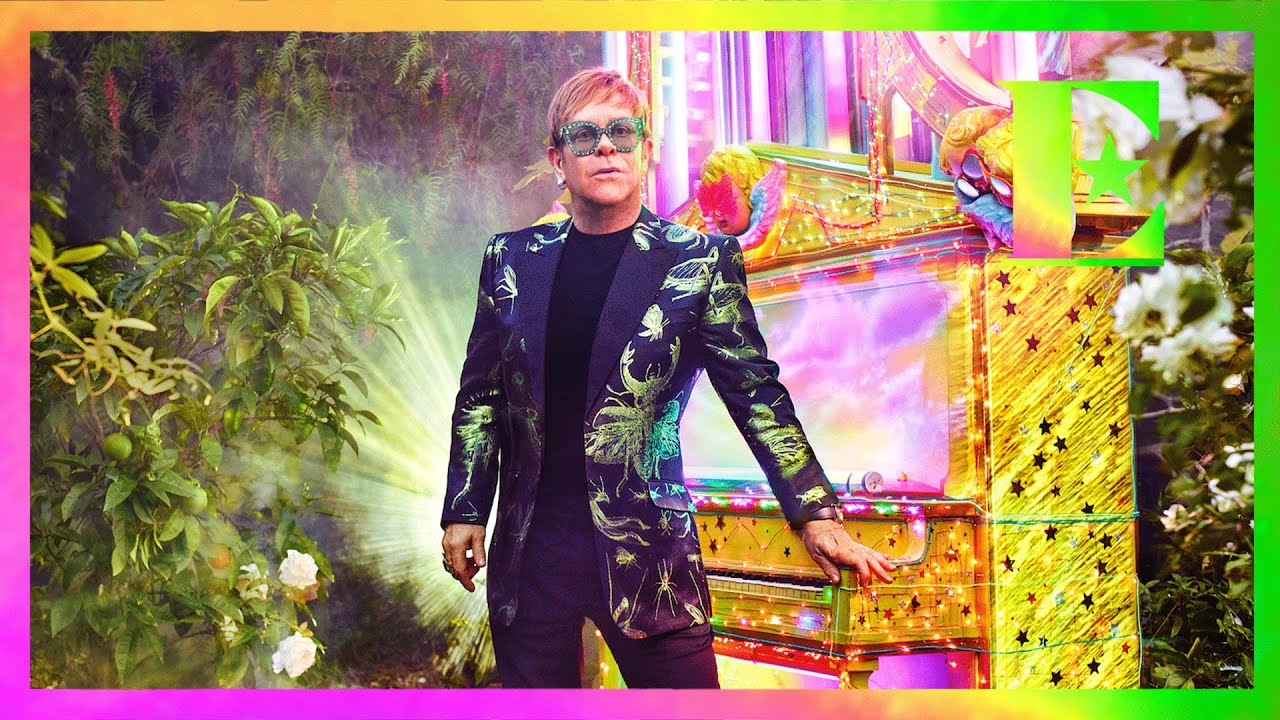 He's still standing: Elton John to finish Down Under tour