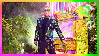 Elton John - Farewell Yellow Brick Road Tour: The Launch (VR180)