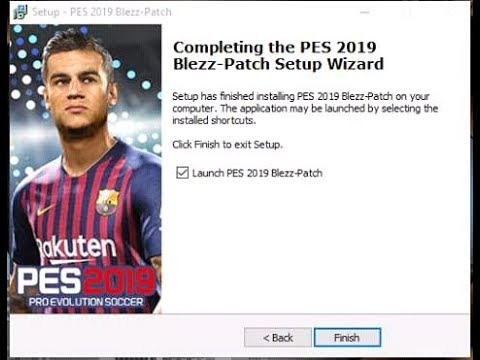 PES 2019 Blezz Patch PC Download( Review and how to install )