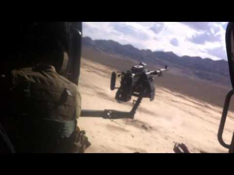 SH-60 Seahawk Door Gunner