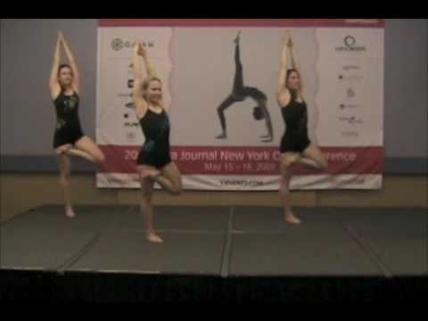 IYT at Yoga Journal New York Part 1