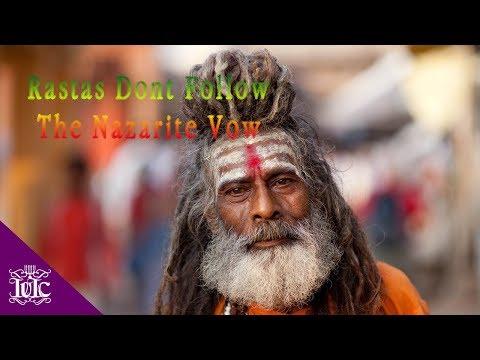 The Israelites: Rastas Don't Follow The Nazarite Vow