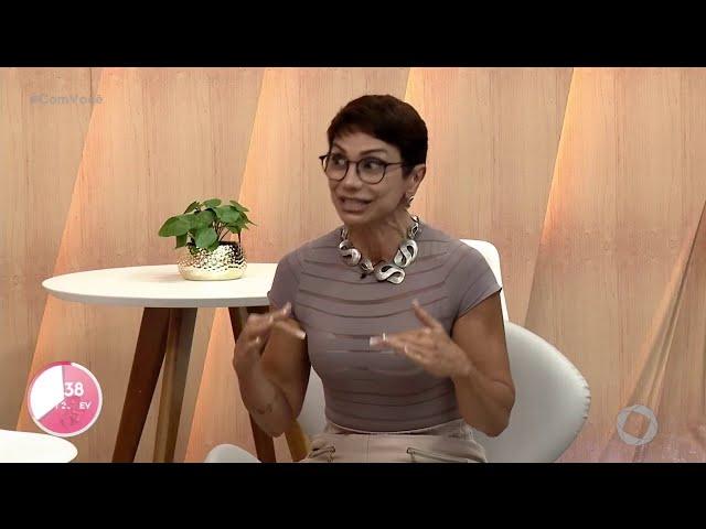 Dr. Wanúzia Miranda fala sobre infecções sexualmente transmissíveis- Com Você