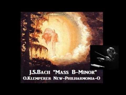 J.S.Bach Mass B-Minor [ O.Klemperer New-Philharmonia-O ] (1967)