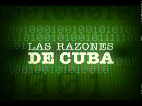 """Ciberguerra"", En Las Razones De Cuba 1/2"
