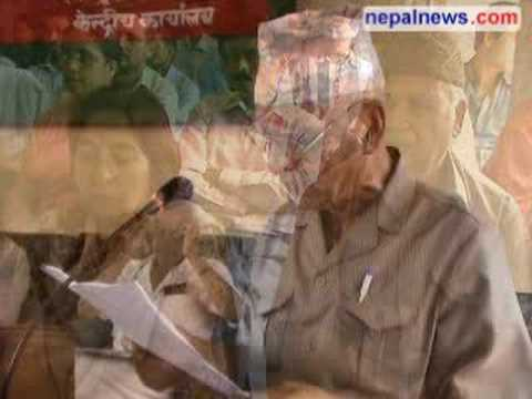 Rastriya Janamorcha chairman opposes federalism