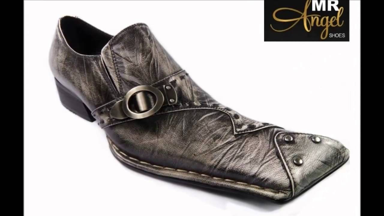 Best Dress Shoes Mr Angel Shoes - YouTube