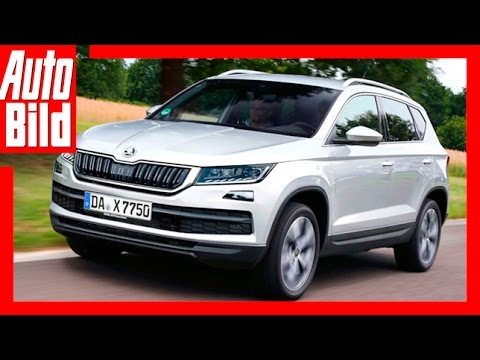 skoda karoq aus yeti wird karoq 2017 youtube. Black Bedroom Furniture Sets. Home Design Ideas