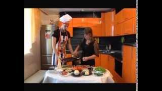 Прошу к столу (Мясо с ананасами) (СТС-Биробиджан)