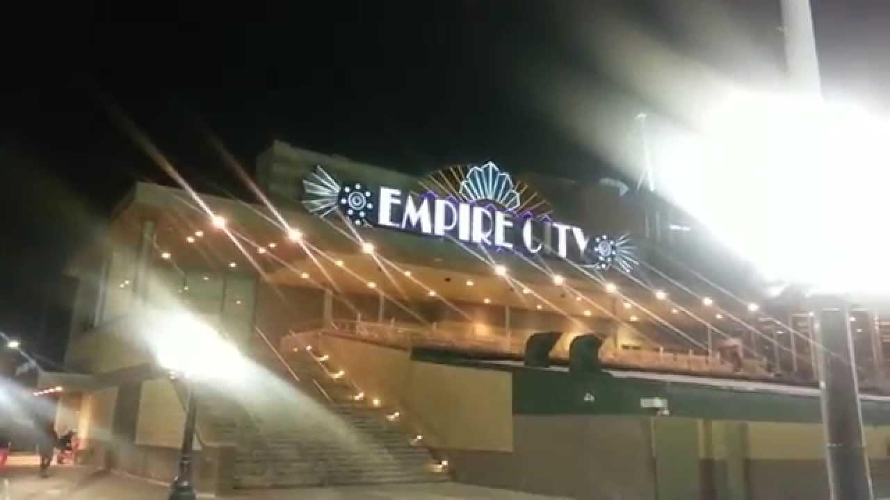 Empire City casino,Yonkers NY - YouTube