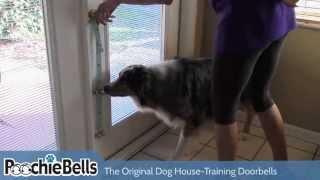Poochiebells® Dog Doorbells