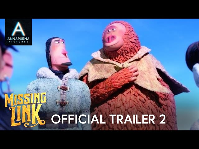 MISSING LINK | Official Trailer 2