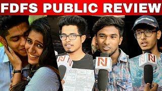 Oru Adaar Love FDFS Public Review | Priya Prakash Varrier | Noorin Sherif