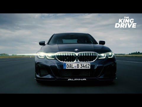 Шедевр Alpina B3 Bi-Turbo седан 2019, когда нет сил ждать новую BMW M3