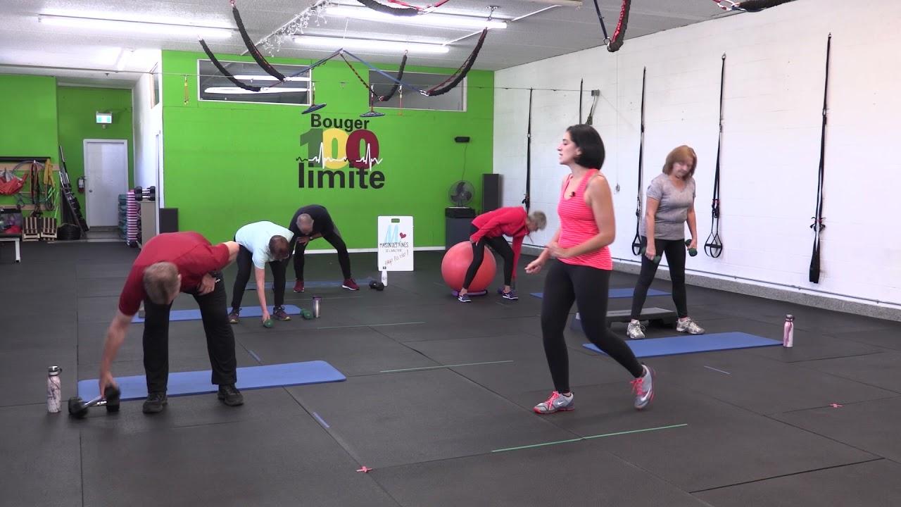 Garder son tonus musculaire grâce à l'entraînement