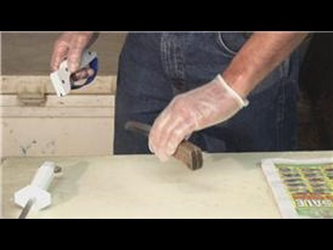 Fish cleaning how to sharpen a fillet knife youtube for Fish cleaning knife