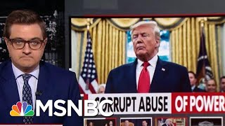 Chris Hayes On The Highlights Of Tuesday's Impeachment Hearings | All In | MSNBC