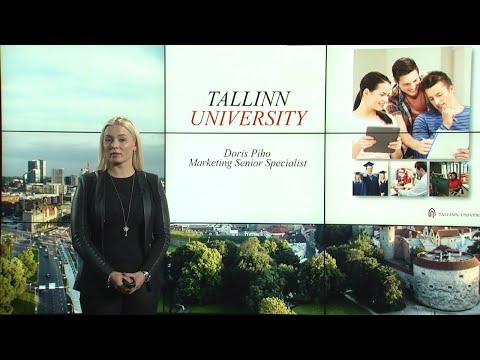 "Presentation: ""Tallinn University"""