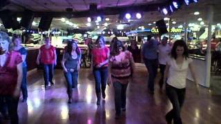 """Hicktown"" line dance"