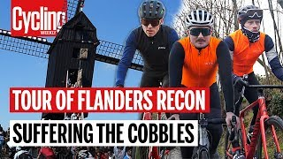 Flanders Recon: We Suffer the Hardest Climbs & Cobbles | Cycling Weekly