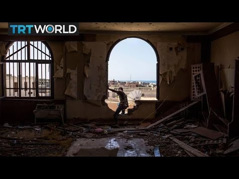 Libya on the Brink: Refugees return to the devastated city of Sirte