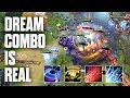 DREAM COMBO IS REAL - Epic Comeback The International 2017 - Dota 2