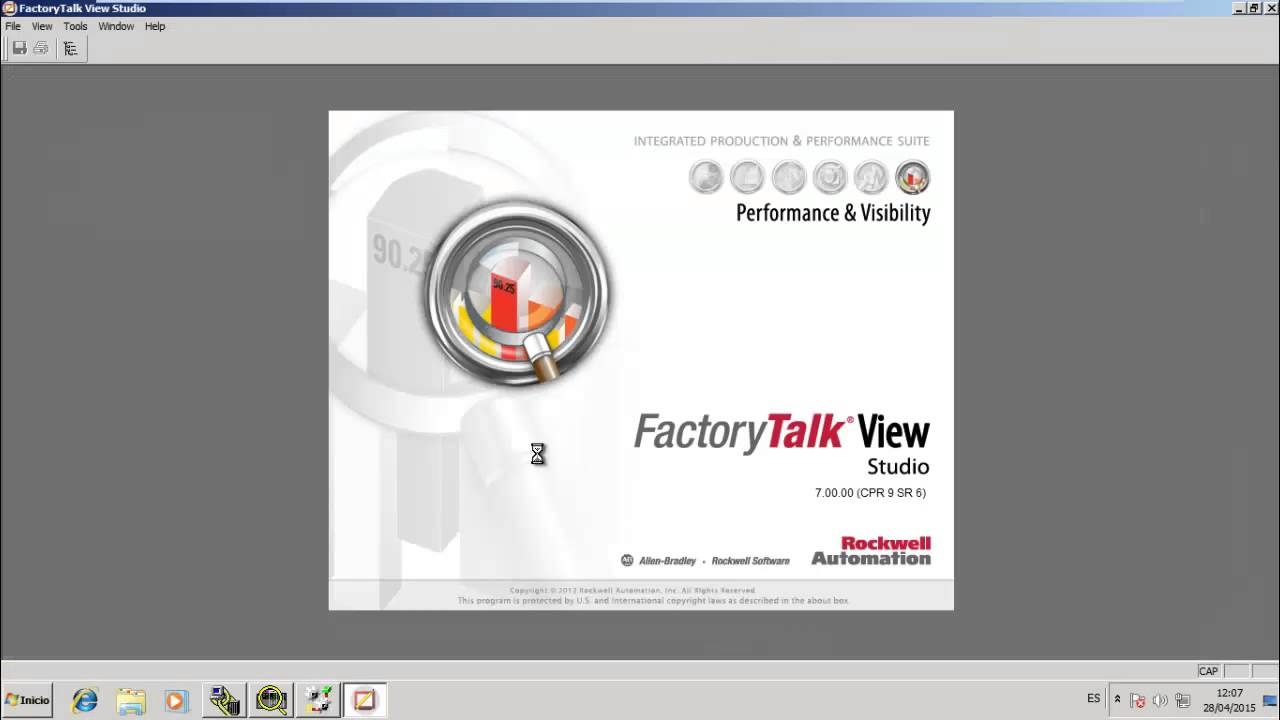 Panelview plus & factorytalk view me introduction create your.