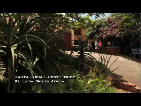 Santa Lucia Guest House, St Lucia, South Africa - GoHop.ie - Unravel Travel TV