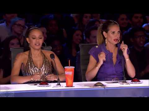The Most Dangerous Audition On America's Got Talent 2017 ...