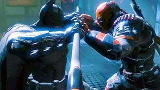 Batman Arkham Origins #02: Batman Vs Exterminador & Pinguim - Xbox 360 / PS3 / Wii U gameplay