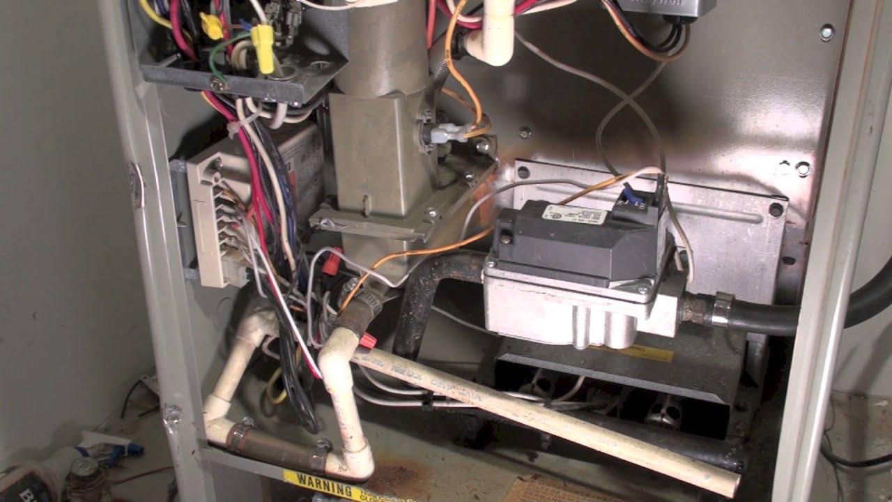 overview of the trane blu model furnace youtube trane xl90 furnace wiring diagram [ 1280 x 720 Pixel ]