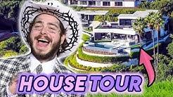 Post Malone | House Tour 2020 | Utah Mansion | $14 Million Dollars