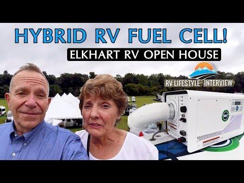 Roadtrek Unveils New Watt Fuel Cell Tech at the Elkhart RV Open