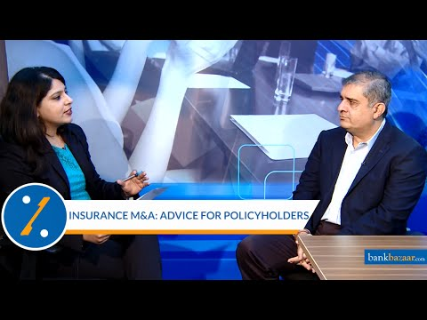 Avni Raja & Amitabh Chaudhry (CEO, HDFC Life) About HDFC Life - Max Life Merger - Part 1