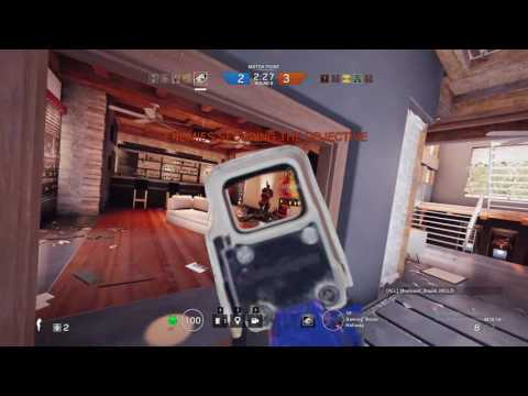 RAINBOW SIX SIEGE HACKER CAUGHT LIVE IN GAME!!!