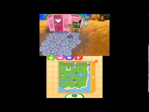 Animal Crossing New Leaf - Exploring the Village