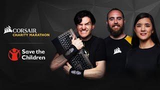 CORSAIR Charity Marathon for Save the Children