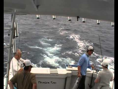 Extreme Fishing onboard Premium Time Key West Florida May 2012.wmv