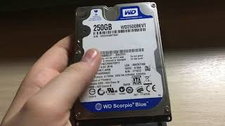 Western Digital 250GB (WD2500B…